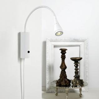 Nordlux Mento LED Wandleuchte Weiß