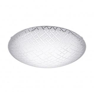 Eglo 95288 Riconto 1 LED Deckenleuchte Ø 31cm 1600lm Weiß Klar