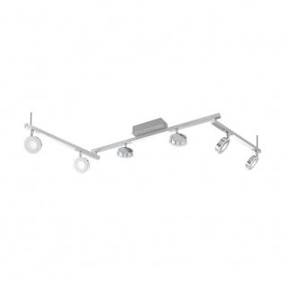 Eglo 96001 Cardillio LED Strahler 2040 + 1080lm Alu Chrom Satiniert
