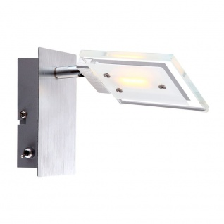 Licht-Trend Twist LED-Spot mit dreh- und schwenkbaren Kopf Deckenlampe