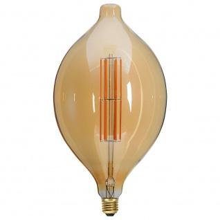 E27 Vintage LED 18cm Tropfen Dimmbar 650lm Extra Warmweiß - Vorschau 2