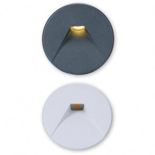Pro-Light Abdeckung Sys-Wall 68 für LED-Wandeinbaustrahler Rund 2