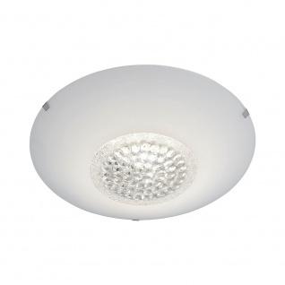 LeuchtenDirekt 14320-16 Anna LED Deckenlampe 1x 14, 50W 3000K Weiß
