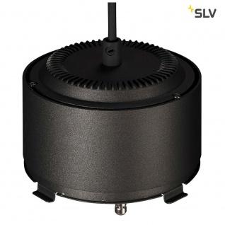 SLV Para Dome E27 Pendelleuchte Schwarz SLV 1002053