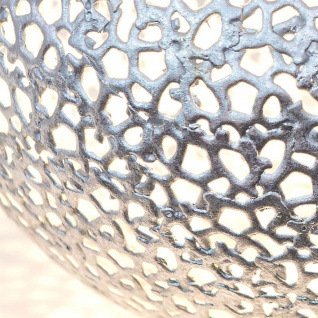 Holländer 300 K 12243 S Tischleuchte Lily Piccolo Eisen Silber - Vorschau 2