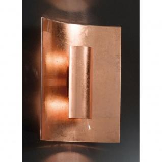 Kögl 93123 Aura Kupfer Wand- & Deckenleuchte 2-flammig Kupfer Kupfer 30cm
