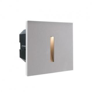 Abdeckung Linear Grau für LED-Einbauleuchte Steps Outdoor