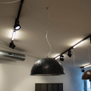 Stahlseilhalter für Hängeleuchten Gold Schnellspanner Drahtseilabhängung Stahlseilabhänger - Vorschau 3