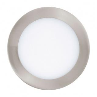 Connect LED-Einbaupanel Ø17cm Alu-Matt 1200lm RGB+CCT LED Einbauspot - Vorschau 2
