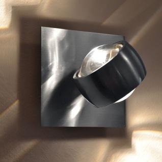 s.LUCE Dekoplatte Alu-matt passend zu Beam 12 x 12cm Zubehör Innen - Vorschau 2