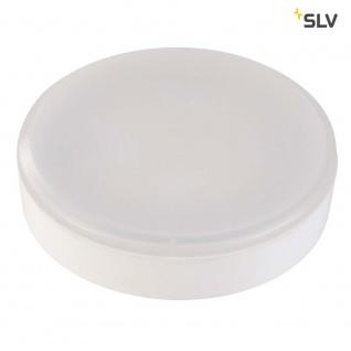 SLV LED GX53 Leuchtmittel 8, 2W 600lm 11 SMD LED 120° 4000K 550074