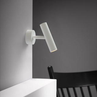 Nordlux MIB 3 LED Wandleuchte Weiß, Chrom - Vorschau 1