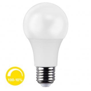 E27 Profi LED Stufenlos dimmbar 600lm Warmweiß LED-Lame E27 Leuchtmittel