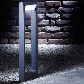 Licht-Trend Bollard LED-Außen-Pollerleuchte 65cm 360lm Anthrazit