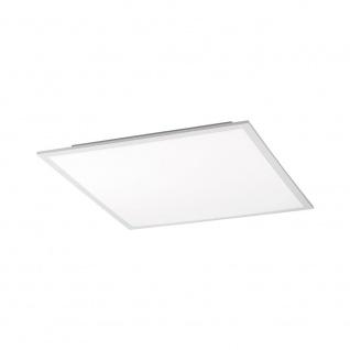 LeuchtenDirekt 14301-16 Flat LED Deckenleuchte 1x 28W 4000K Weiss 45x45