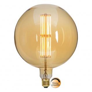 E27 XXL Retro LED 20cm Globe Dimmbar 650lm Extra Warmweiß