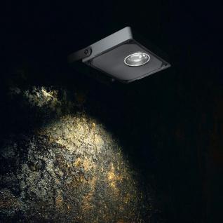 IVELA LED Außen-Scheinwerfer Maxilito Power IP66 9900lm Schwarz Fluter Strahler
