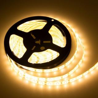 LED-Lichtband 300 cm / 90 LEDs / inkl. Netzteil / 3000K warmweiss / Dekorationslampe