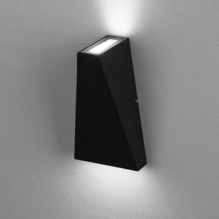 Nova Luce Miley Mini LED-Wandleuchte up&down IP54
