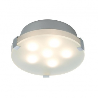 Paulmann Wandleuchte Xeta dimmbar IR Fernbed. LED 15W 200mm Glas 70279