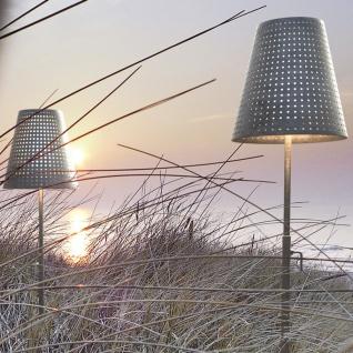 Licht-Trend Roja Aussen-Stehleuchte inklusive Erdspieß Pollerlampe Sockellampe