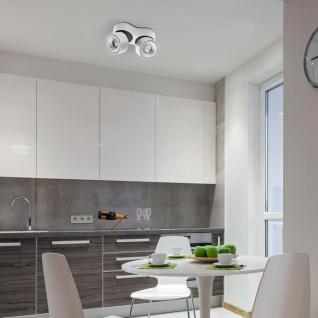 Licht-Trend LED Deckenspot Simple 2x680lm Weiß