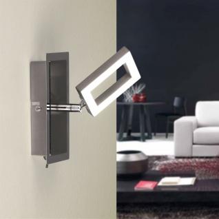 Licht-Trend Swive LED Wandleuchte mit dreh- und schwenkbarem Spot Wandspot