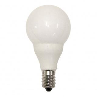 LED Birne für Biergartenketten 2er-Blister 3 kaltweiße Dioden 24V 0.24W E14 Schraubgewinde