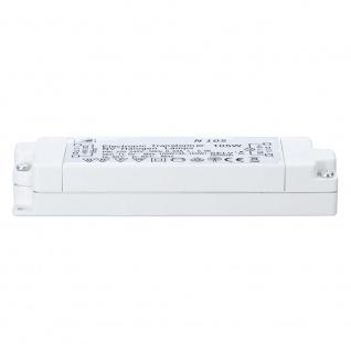 Paulmann TIP VDE Elektroniktrafo 35-105W 12V 105VA Weiß 3651
