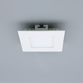 Licht-Design 30778 Einbau LED-Panel 200lm Dimmbar 9x9cm Neutral Weiss