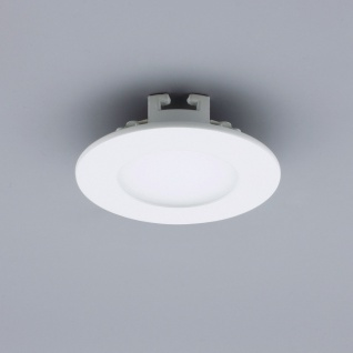 Licht-Design 30782 Einbau LED-Panel 200lm Dimmbar Ø 9cm Warm Weiss