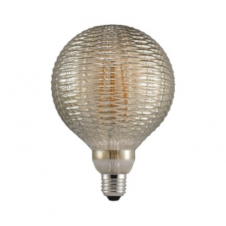 Nordlux E27 Avra LED Leuchtmittel Bamboo 130lm , 2200K Smoke