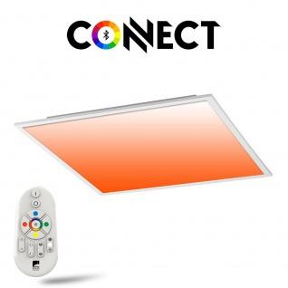 Connect LED Panel Deckenlampe 59, 5x59, 5cm 4300lm RGB+CCT