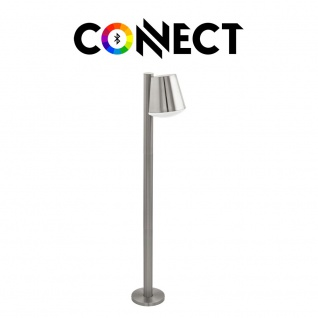 Connect LED Pollerlampe 806lm IP44 Warmweiß