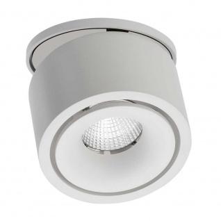 Licht-Trend LED Einbauleuchte Simple Mini 550lm Weiß