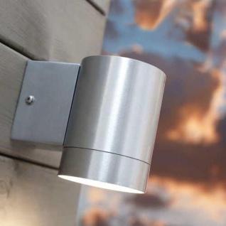 Nordlux Tin Maxi Aussen-Wandleuchte IP54 Alu