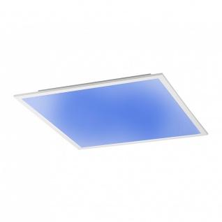 Licht-Trend Q-Flat 45 x 45cm LED Deckenleuchte RGBW + Fb. Weiss Deckenlampe - Vorschau 5