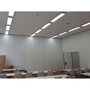 Licht-Trend Q-Flat 120 x 30cm LED Deckenleuchte 2700 - 5000K Weiß