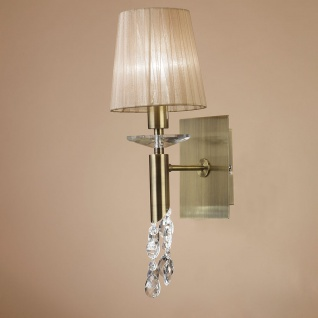 Mantra Wandlampe Tiffany