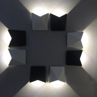 Mantra Triax Außen-LED-Wandleuchte