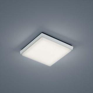 Helestra LED Aussen-Deckenleuchte Sola IP54 Weiß