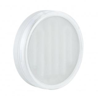 Paulmann Energiesparlampe Disc 7W GX53 Warmweiß 88514