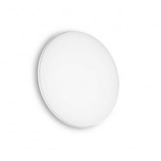Ideal Lux LED Deckenleuchte Mib Rund IP65 Weiß 202945
