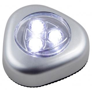 Globo 31909 Flashlight Pendelleuchte Silber 3xLED