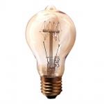 E27 Glühbirne Edison 60W 360lm Warmweiss Retro Vintage Deko Leuchtmittel