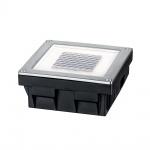 Paulmann Special EBL Set Solar Boden Cube IP67 LED 1x0, 24W 100x100mm Eds/Klar Eds/Poly.