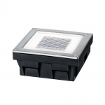 Paulmann Special EBL Set Solar Boden Cube IP67 LED 1x0, 24W 100x100mm Klar