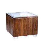Moree Ora Tisch Walnuss (ohne Beleuchtung) Dekorationslampe