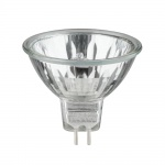 Paulmann 833.84 Halogen Reflektor Security 3er-Set Silber 3x20W GU5, 3