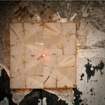 Almleuchten W1 Altholz Wand-/Deckenleuchte mit flächigem Licht Holz-Wandlampe